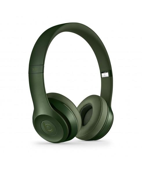 BEATS SOLO 2 ON-EAR HEADPHONE HUNTER GRN