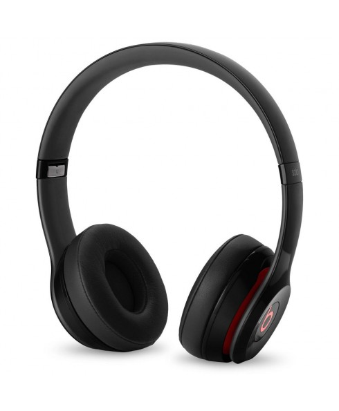 Beats by Dr. Dre SOLO 2 On-Ear Headphone, Black