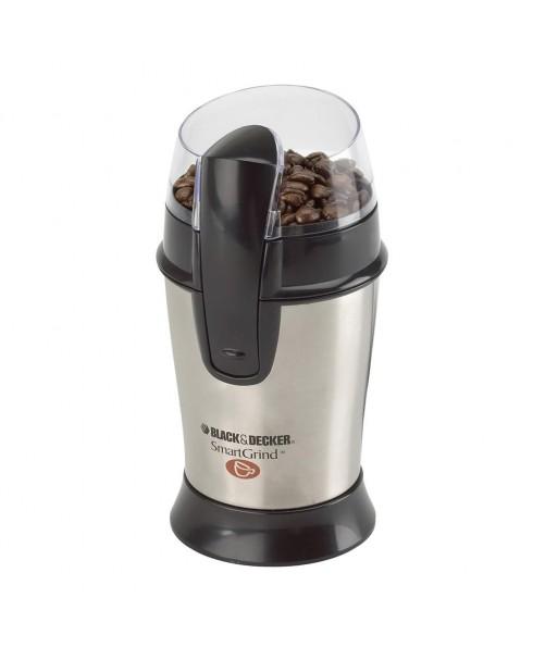 Black & Decker Coffee Grinder, Stainless Steel