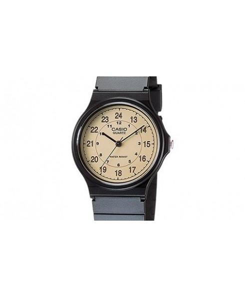 MQ24-9B 3-Hand Analog Water Resistant Watch