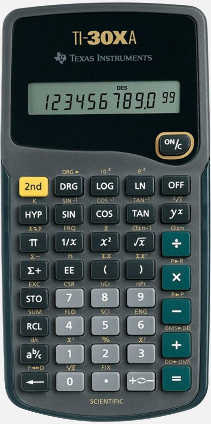 texas calculator: