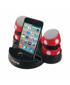 E-KIDS POTRABLE RECHARGEABLE MINI SPEAKR