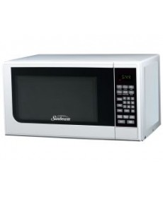 SGC7701 0.7CU. FT. 700watts Compact Digital Microwave Oven WHITE