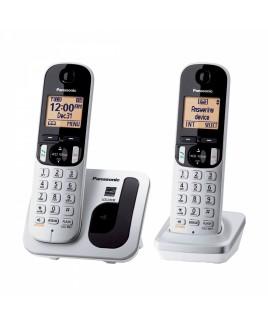 Panasonic Expandable Digital Caller ID Phone 2-Cordless Handsets