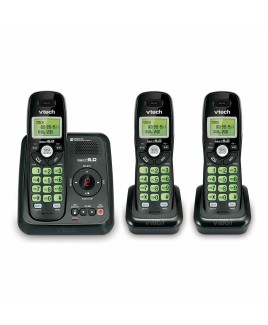 Vtech 3 Handset Answering System with Call Waiting Caller ID