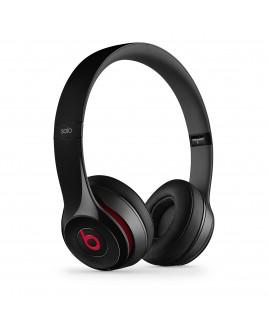 Beats by Dr. Dre Solo 2 Wireless On-Ear Headphones - Gloss Black