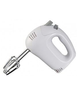 Brentwood HM- 45 5 Speed Hand Mixer - White