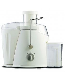 Brentwood 400 Watt Juice Extractor, White