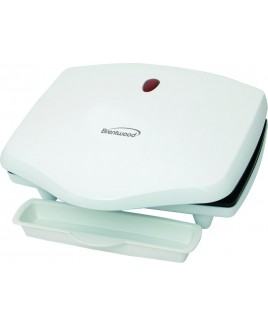 Brentwood TS-610 Indoor Grill White