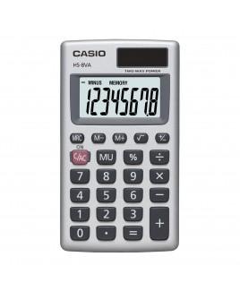 Casio 8-Digit Solar Plus Pocket Calculator