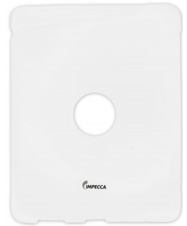IMPECCA IPS130 Shock Protective Heavy Duty Rubber Skin for iPad™ - White