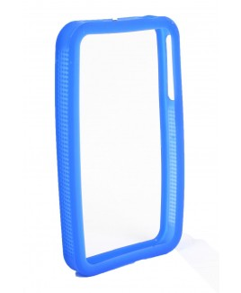 IMPECCA IPS225 Secure Grip Rubber Bumper Frame for iPhone 4™ - Blue