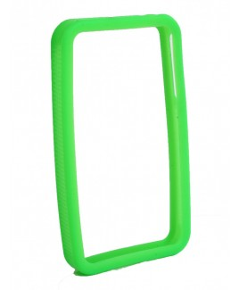 IMPECCA IPS225 Secure Grip Rubber Bumper Frame for iPhone 4™ - Green