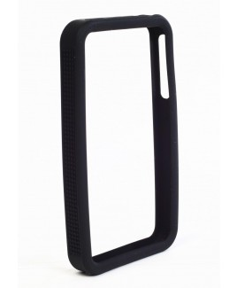 IMPECCA IPS225 Secure Grip Rubber Bumper Frame for iPhone 4™ - Black