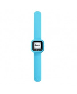 "IMPECCA MPW1580 8GB MP3 Slapwatch with 1.5"" TFT Display - Blue"