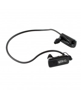 IMPECCA Wire Free Sport Waterproof 8GB MP3 Player, Black