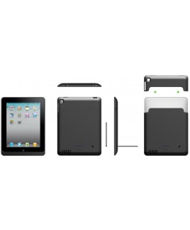 IMPECCA PBCi9000 9000mAh Battery Case for iPad 2