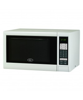 Oster 1.1 Cu. Ft. 1000-Watts Digital Microwave Oven, White