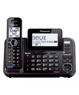 Panasonic Link2Cell Bluetooth 2-Line Phone with Answering Machine