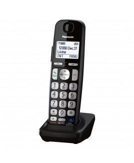 Panasonic DECT 6.0 Plus Additional Digital Cordless Handset for KX-TG24xx series