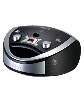RCA RCD331 CD Player Boombox with AM/FM Radio