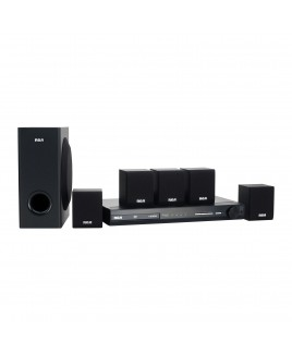 RCA 100W Home Theater System with Blu-Ray Player