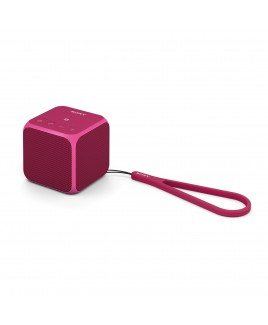 Sony Ultra-Portable Bluetooth Speaker, Pink