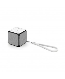 Sony Ultra-Portable Bluetooth Speaker, White