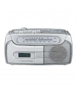 Sylvania AM/FM Cassette Recorder