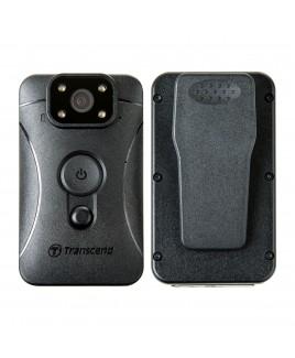 Transcend DrivePro Body 10 FullHD 1080p Body Camera, Includes a 32GB microSDHC Class 10 memory card