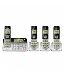 Vtech 4 Handset Answering System with Caller ID/Call Waiting