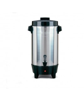WestBand 42 Cup Urn with Polished Aluminum Finish
