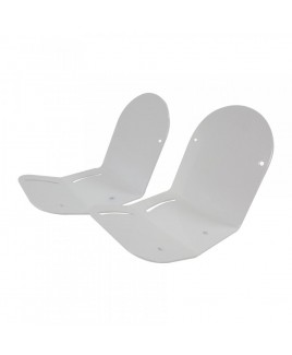 Wharfedale Modus Speaker Wall Brackets in White (Pair)