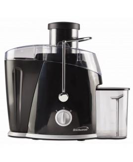 Brentwood 400 Watt Juice Extractor in Black