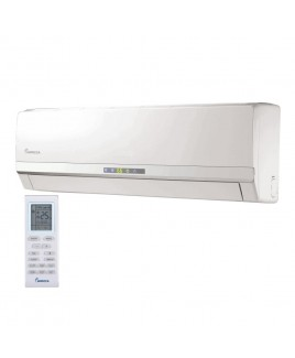 IMPECCA Fixed Series 12,000BTU Heating/Cooling Ductless Split Indoor Unit