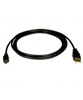 Tripp Lite 3-ft. USB 2.0 Hi-Speed A to Mini-B Cable (A to 5Pin Mini-B M/M)