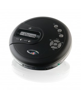 GPX Personal CD Player with FM Radio