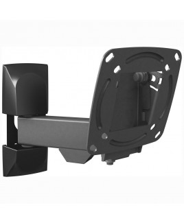 Barkan 3-Movement - Rotate, Swivel & Tilt LED/LCD Wall Mount - Fits up to 26-inch LCDs
