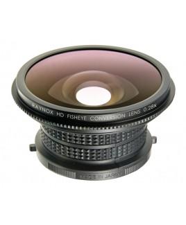 Raynox HDP-2800ES High Definition 0.28x Diagonal Fisheye Conversion Lens
