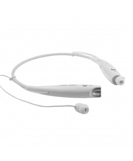 Xtreme XFit Sport Bluetooth Wireless Magnetic Earbuds with Mic, White