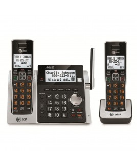 AT&T 2 Handset Answering System with Dual Caller ID/Call Waiting