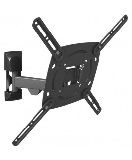 Barkan 3 Movement - Rotate, Swivel & Tilt Wall Mount Fits LED, LCD, Plasmas up to 56-Inches