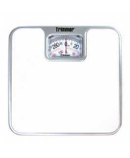 Trimmer Basic White Mechanical Scale