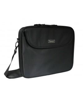 IMPECCA LAP1333 13-14 Inch Nylon Laptop Case with Removable Adjustable Shoulder Strap