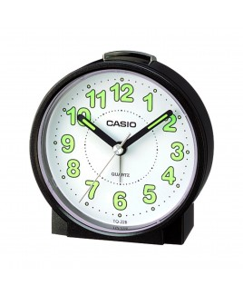 Casio Round Desk Top Beeper Alarm Clock