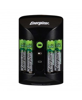 Energizer Recharge® Pro Wall Charger with 4AA Batteries