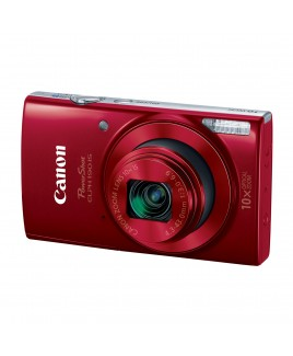 Canon PowerShot ELPH 190 IS 20.0 Megapixel Digital Camera with WiFi, 10x Optical Zoom, 720p HD Video, and 2.7in LCD, Red