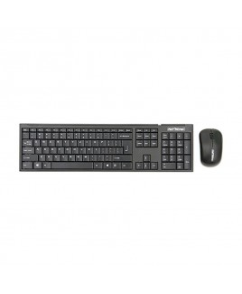 KeyTronic MK-320 Wireless Keyboard + Mice