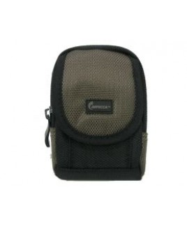 IMPECCA DCS25 Soft Compact Camera Case Black/Green