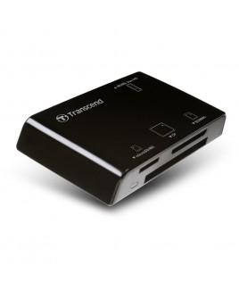 Transcend P8 Multi-Card Reader Black